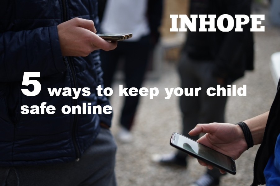 Nudes are the New Norm: 5 Ways to Keep your Child Safe Online