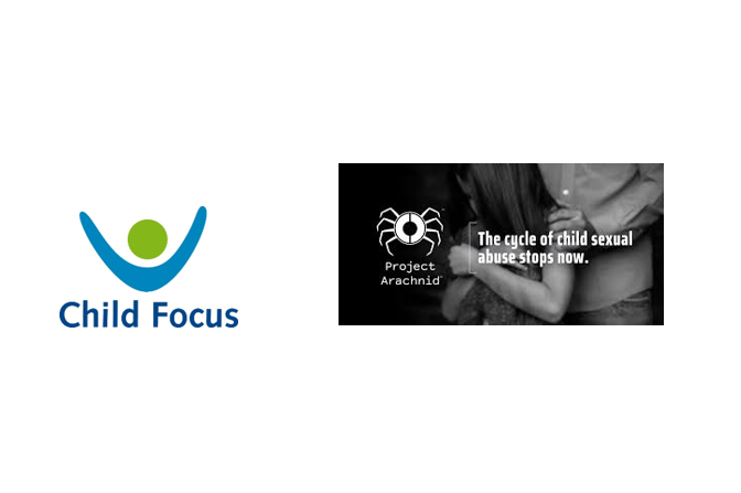 Child Focus joins Project Arachnid to stop the cycle of child sexual abuse!