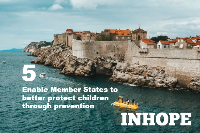 EU strategy to fight child sexual abuse - Part 5