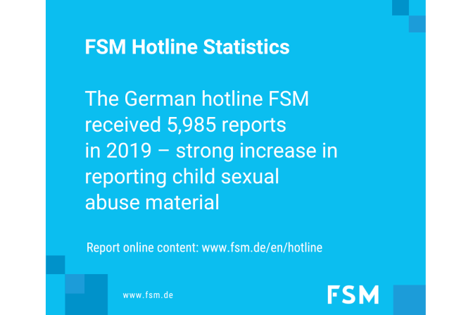 FSM hotline publishes report statistics for 2019