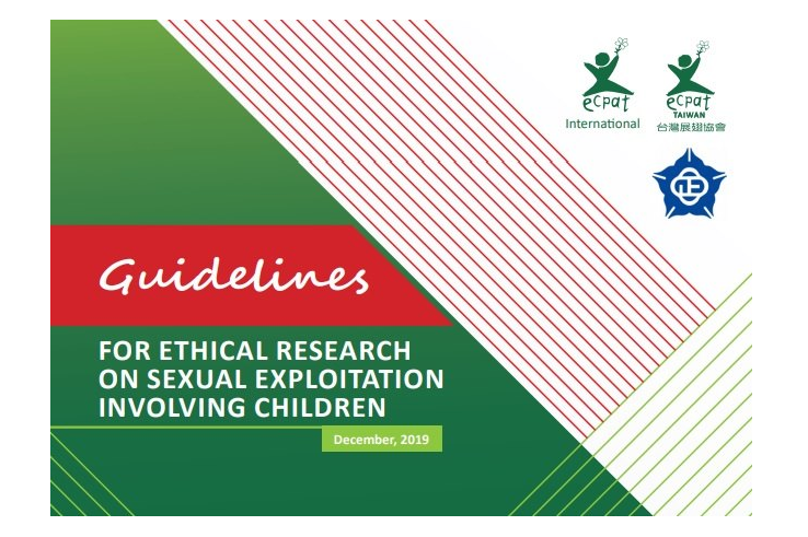 Guidelines for Ethical Research on Sexual Exploitation Involving Children