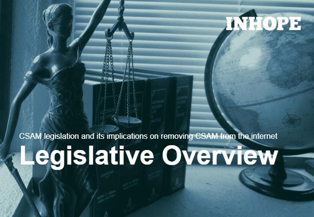 Publication of Legislative Overview
