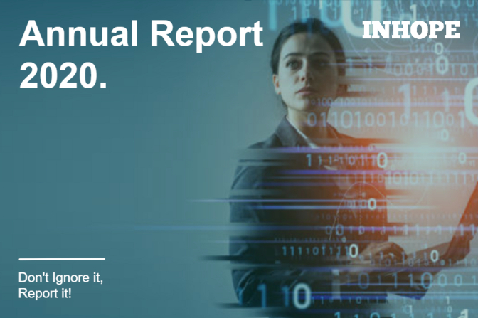 INHOPE Releases Annual Report 2020