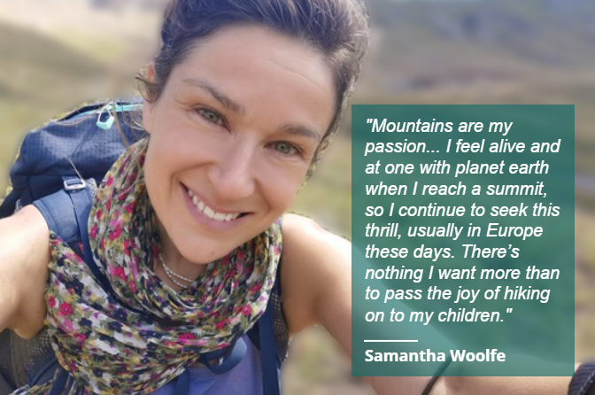 Meet Samantha, the Global Partnerships and Expansion Lead