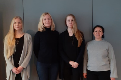 New Team Members at Finnish Hotline
