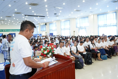 Phnom Penh joins Safer Internet Day Celebration