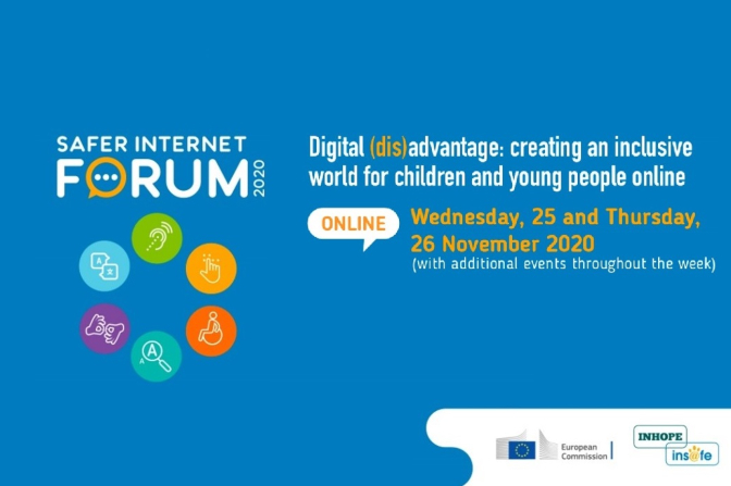 Safer Internet Forum 2020
