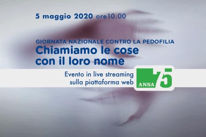 Telefono Azzurro's National Day against Paedophilia and Child Sexual Exploitation