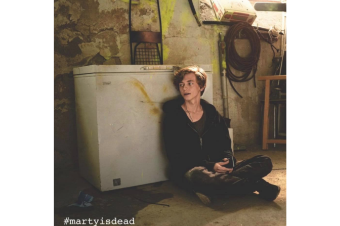 The Czech series about cyberbullying #martyisdead is nominated for the International Emmy award