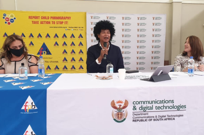 Violence against women and children: the real pandemic challenging South Africa