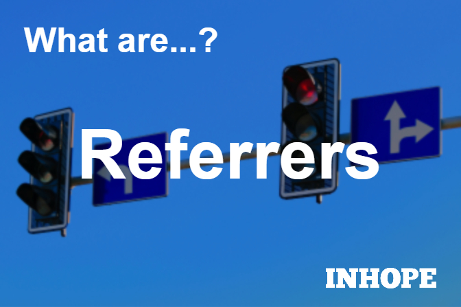 What are Referrer Sites?