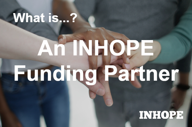 What is an INHOPE Funding Partner?