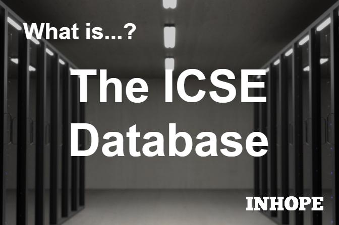 What is the International Child Sexual Exploitation (ICSE) Database?
