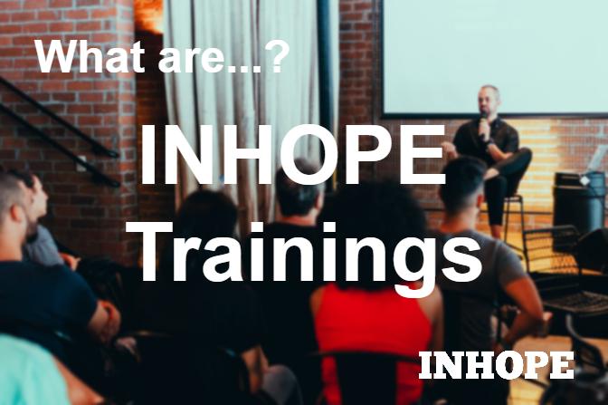 What trainings do INHOPE member hotlines receive?